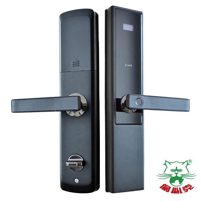 Steal Beck Semi-Automatic Smart Door Lock TBK01
