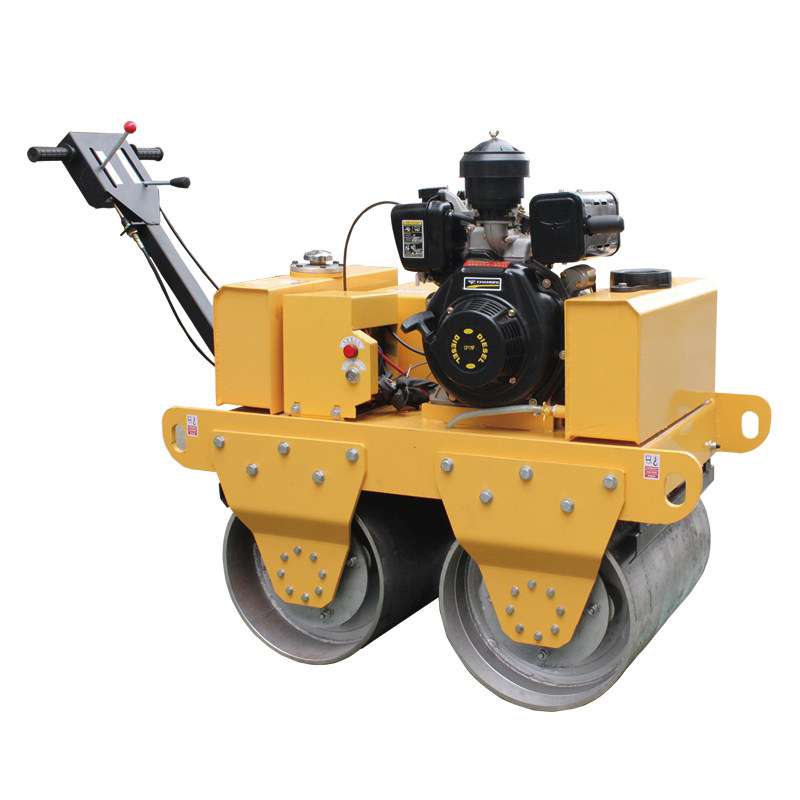 AVR600 Double Drum Vibratory Road roller