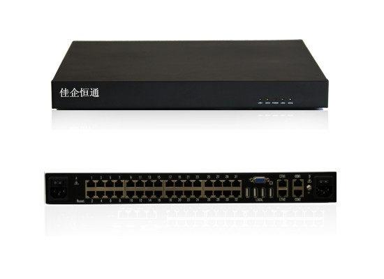 HT2032 2远程+1本地32端口 支持虚拟媒体 双电源