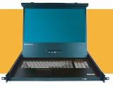 MCD-LED17116 LCD 抽屉式数字KVM交换机