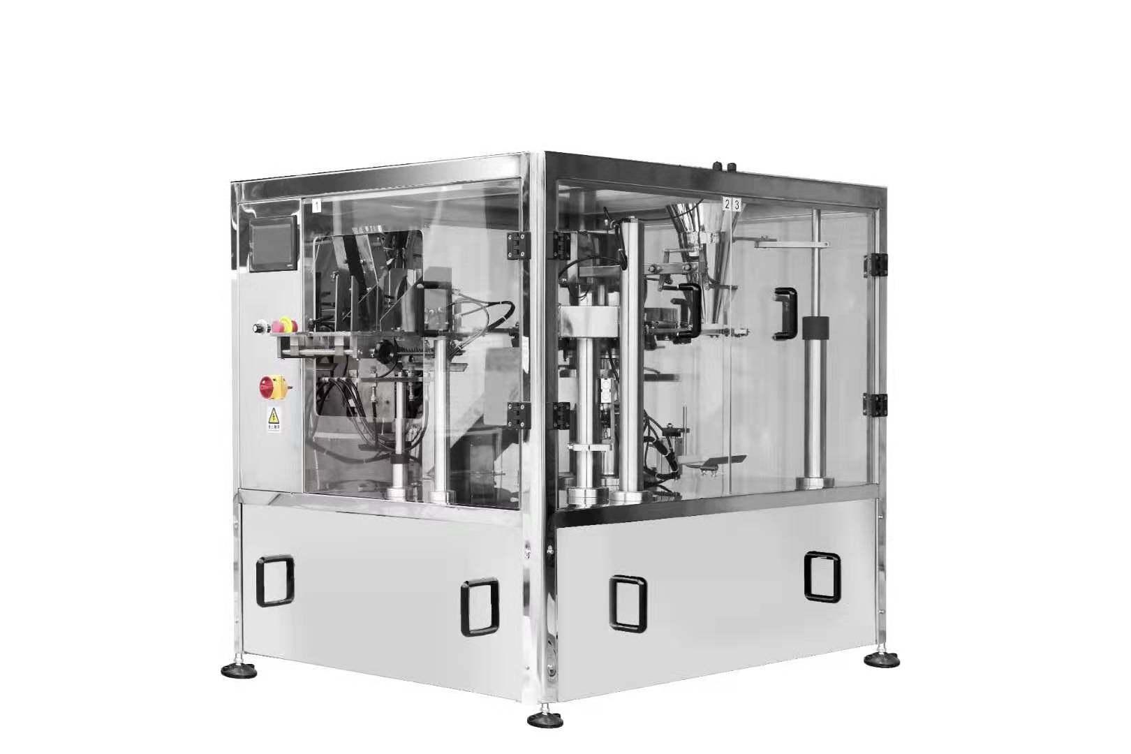 GL-8SL给袋式包装机