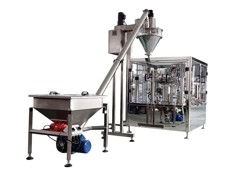 全自动粉剂自动计量包装机
