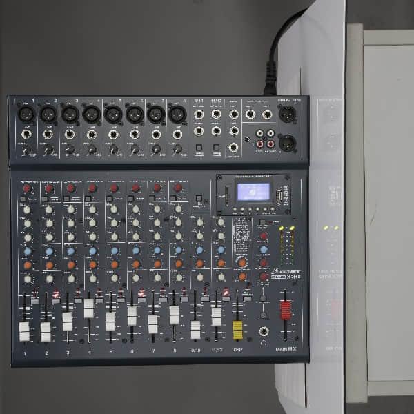 12路模擬調音臺 CLUB XS12