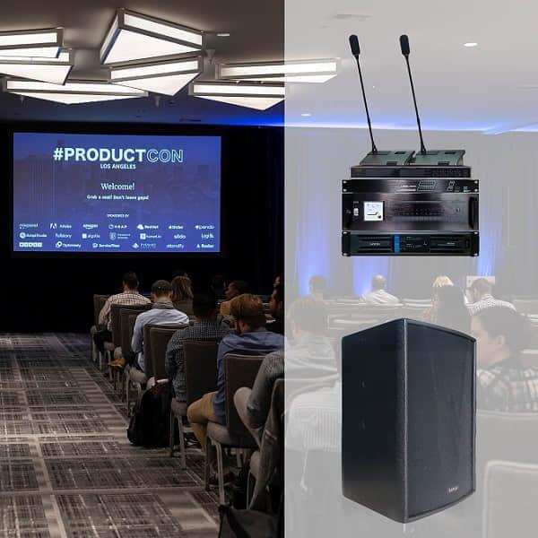 中型会议室音频系统