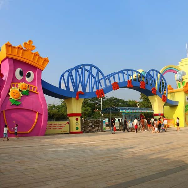广州市儿童公园专业扩声系统