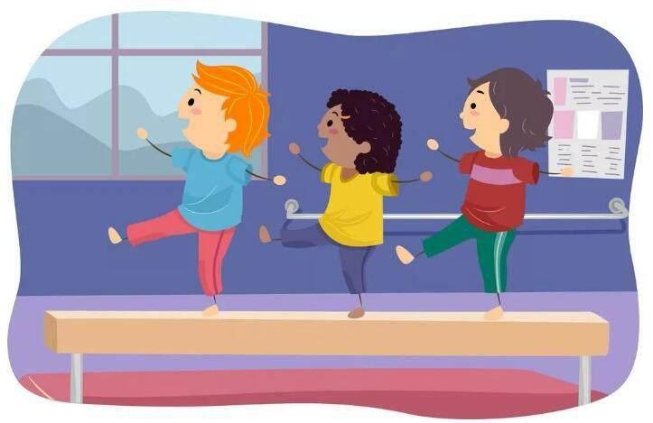 5种小游戏可帮助感统失调的宝宝