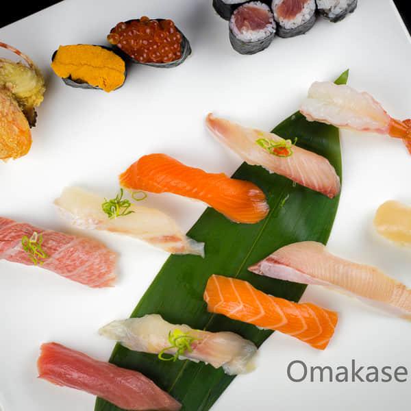 Omakase Nigiri