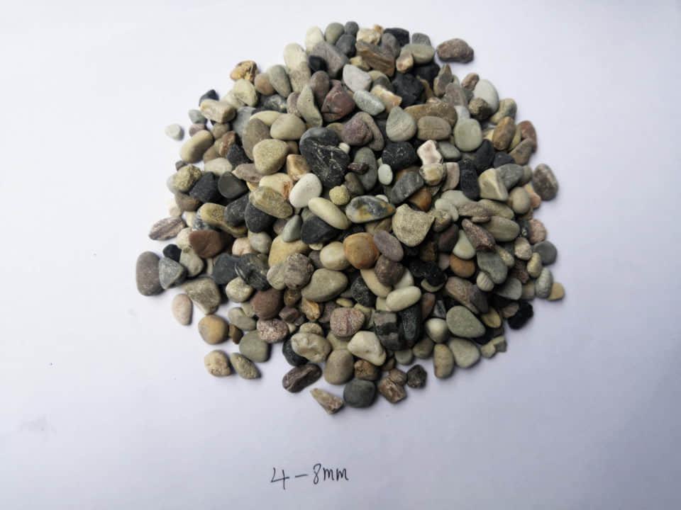 鹅卵石4-8mm