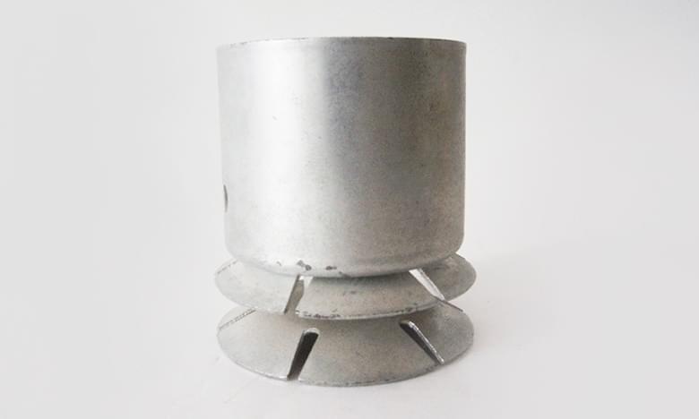 家具其他配件-圆形铝制品(照片1)