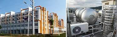 公寓热水工程解决方案