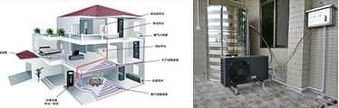 家庭中央热水工程解决方案