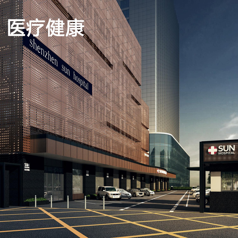 深圳阳光美容医院  将效率和舒适性视为治疗和康复环境的核心