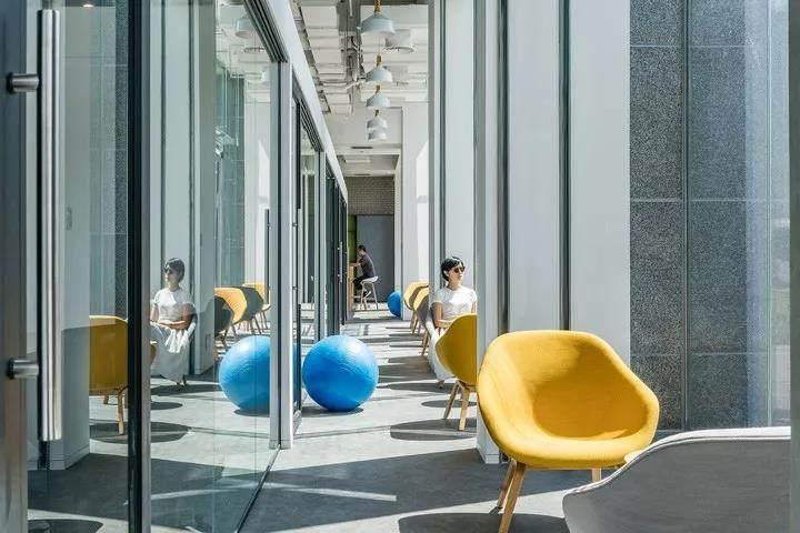 新型创业社区办公设计,让梦想照进现实
