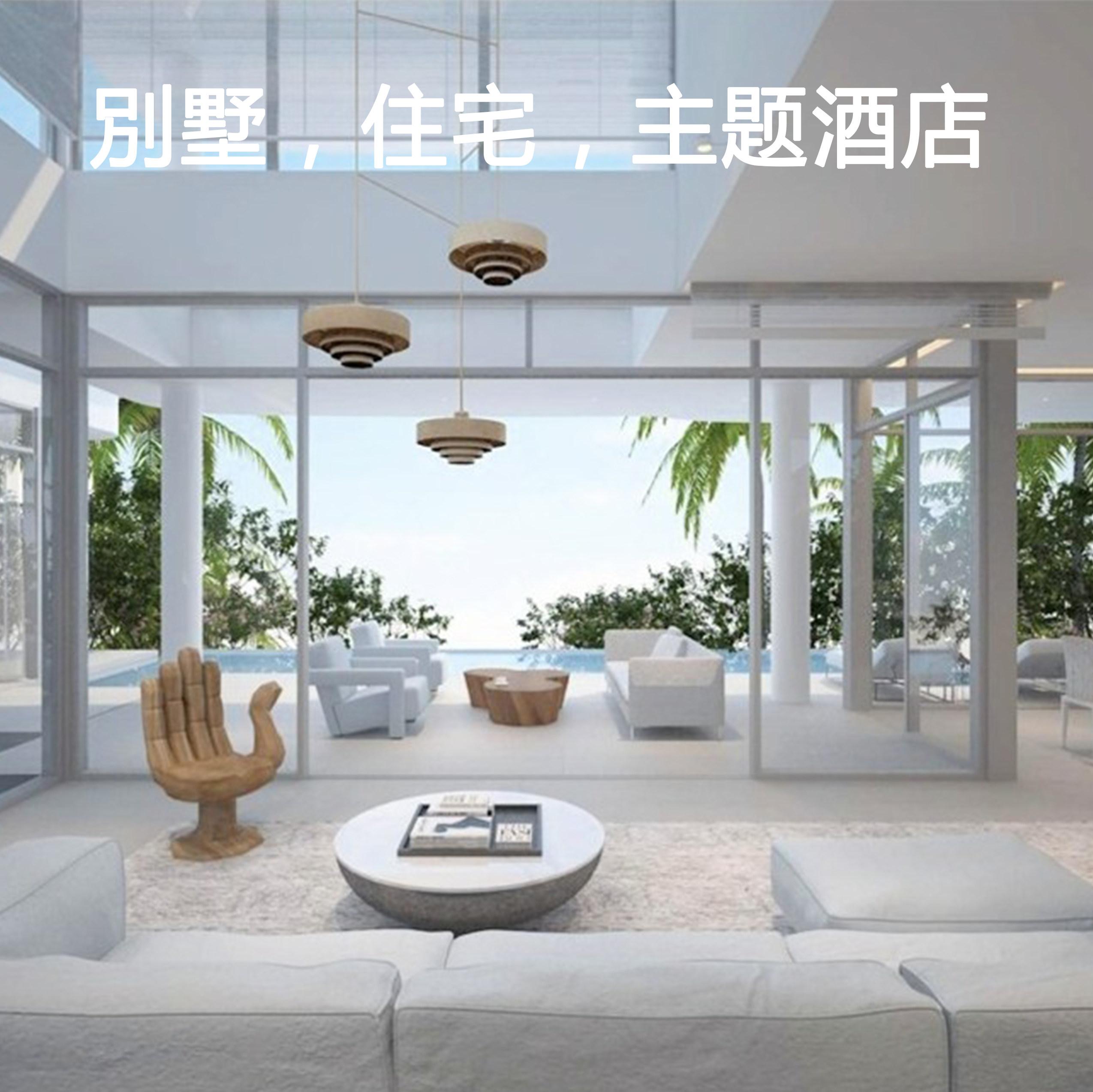 Villas, Condominiums,Bountique Hotel, Leisure Facilities, Art Gallery Lingshui, Hainan, China