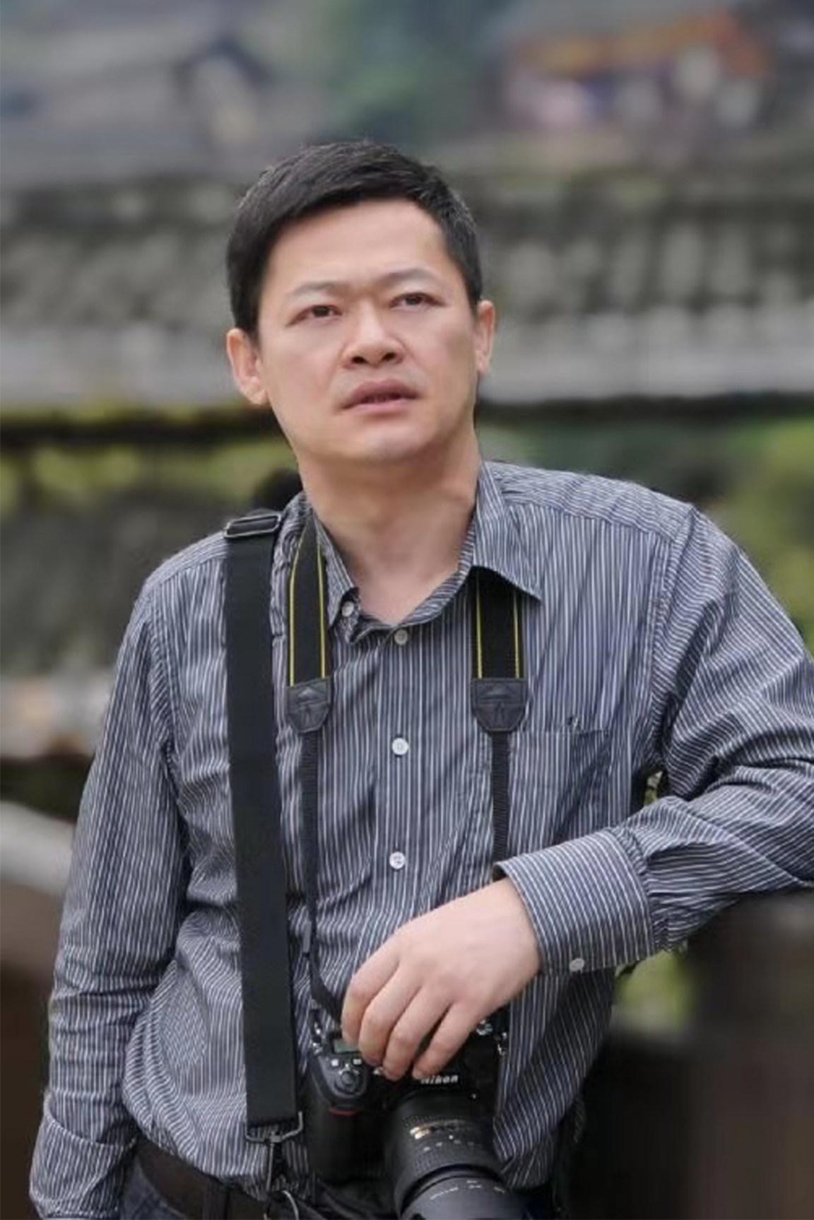 DAVID HUANG黄斌