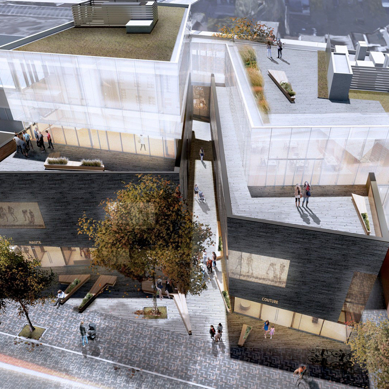 101 Tourism Culture Experience Town  Architecture Design