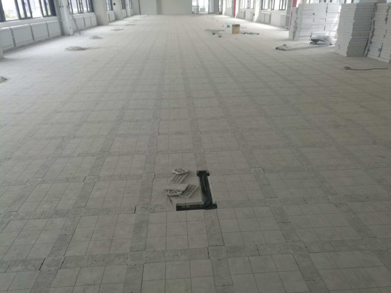 OA网络地板结构要素组成及维修