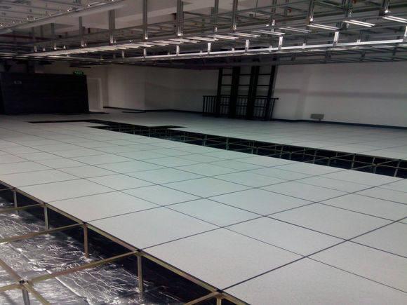 防静电活动地板使用注意事项