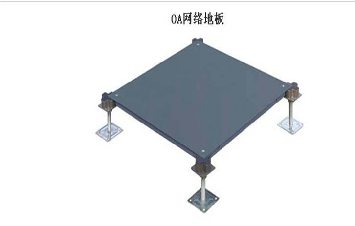 [ABS网络地板]全钢防静电地板的机械性能