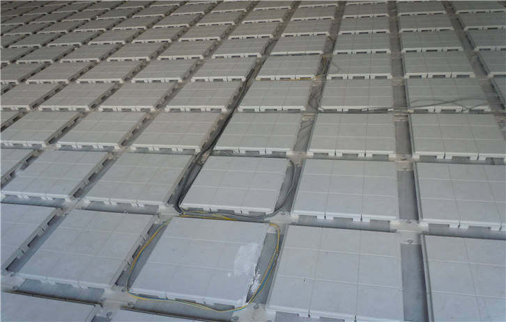 [防静电地板]独具一格的ABS网络地板有什么特性
