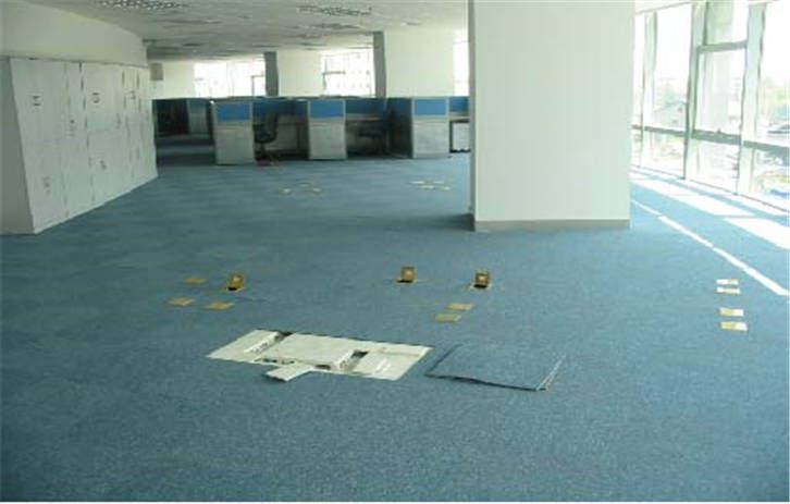 旧楼改造为什么要选择ABS网络地板?