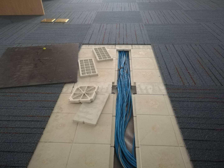 友联ABS网络地板安装视频