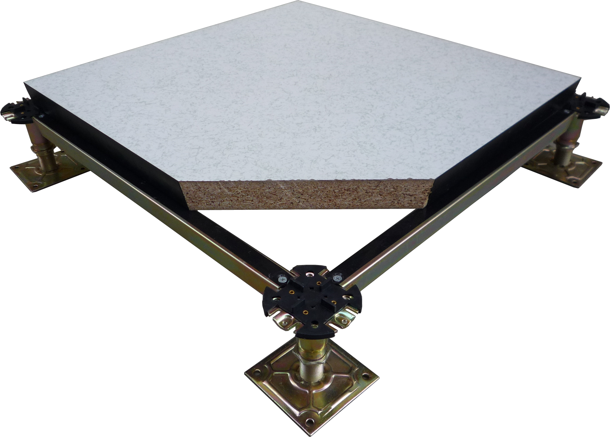 复合防静电地板的优越之处