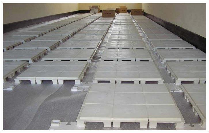 ABS网络地板安装技术要点